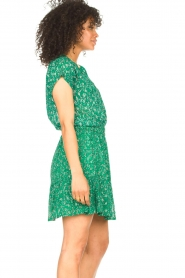 Lolly's Laundry |  Skirt with lurex Alexa | green  | Picture 6