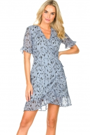 Freebird    Dress with floral print Rosy    blue    Picture 2