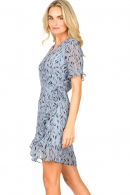 Freebird    Dress with floral print Rosy    blue    Picture 5