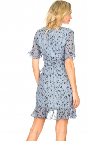 Freebird    Dress with floral print Rosy    blue    Picture 6
