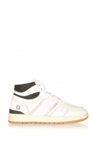 D.A.T.E |  High vintage sneakers Isabel | black  | Picture 1