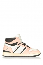D.A.T.E    High vintage sneakers Isabel   pink    Picture 1