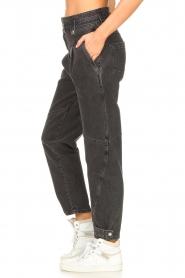 IRO |  Boyfriend jeans Foudon | dark grey  | Picture 6