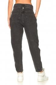 IRO |  Boyfriend jeans Foudon | dark grey  | Picture 7