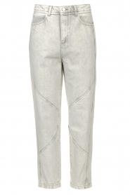 IRO |  Boyfriend jeans Rousselin | grey  | Picture 1
