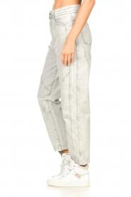 IRO |  Boyfriend jeans Rousselin | grey  | Picture 7