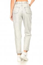 IRO |  Boyfriend jeans Rousselin | grey  | Picture 8