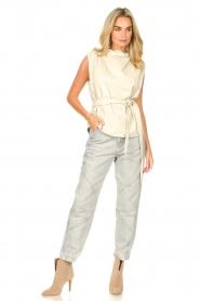 IRO |  Boyfriend jeans Rousselin | grey  | Picture 3