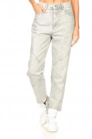 IRO |  Boyfriend jeans Rousselin | grey  | Picture 6