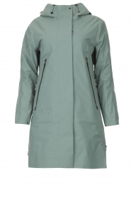 Krakatau |  Parka with detachable quilted Liner | green   | Picture 1