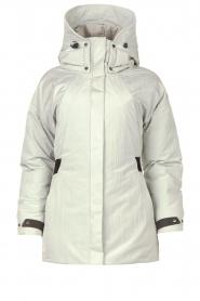 Krakatau    Waterproof jacket Larsen   grey    Picture 1