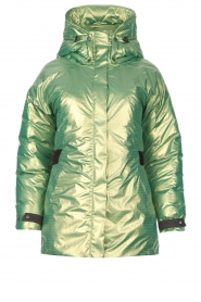 Krakatau    Waterproof jacket Larsen   green    Picture 1