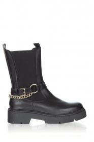 Toral |  Chelsea boots with buckle detail Kiko | black  | Picture 1