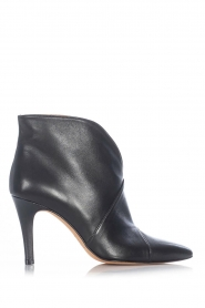 Toral |  Leather ankle boots Lulu | black  | Picture 1
