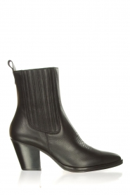 Toral |  Leather ankle boots Setta | black  | Picture 1