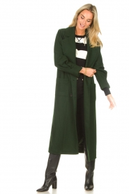 CHPTR S |  Trench coat Lead | green  | Picture 3
