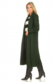 CHPTR S |  Trench coat Lead | green  | Picture 5