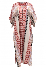 Devotion |  Kaftan with fringes Charless | multit   | Picture 1