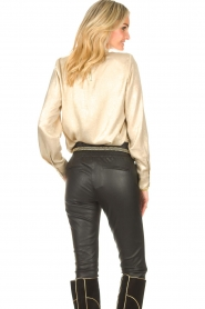 CHPTR S |  Shiny top Dine | gold  | Picture 6