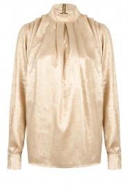 CHPTR S |  Shiny top Dine | gold  | Picture 1
