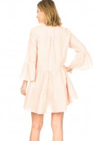 Devotion | Katoenen jurk Jill | nude   | Afbeelding 6
