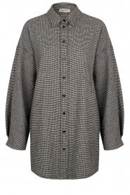 CHPTR S    Oversized blouse Blend   black    Picture 1
