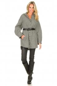 CHPTR S    Oversized blouse Blend   black    Picture 3