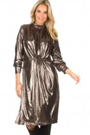 CHPTR S |  Shiny dress Festive | metallic  | Picture 5