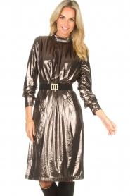 CHPTR S |  Shiny dress Festive | metallic  | Picture 2