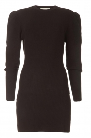 ba&sh    Knitted dress Salome   black    Picture 1