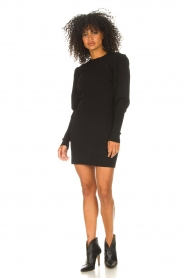 ba&sh    Knitted dress Salome   black    Picture 3