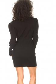 ba&sh    Knitted dress Salome   black    Picture 6