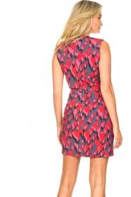 Silvian Heach |  Cocktail dress Fallon | pink  | Picture 7