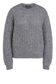 Set |  Knitted sweater Josefien | grey  | Picture 1