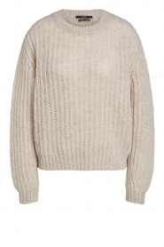 Set |  Knitted sweater Bella | natural   | Picture 1