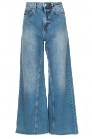 Silvian Heach |  Palazzo jeans Dubasso | blue  | Picture 1