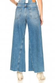 Silvian Heach |  Palazzo jeans Dubasso | blue  | Picture 8