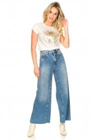 Silvian Heach |  Palazzo jeans Dubasso | blue  | Picture 2