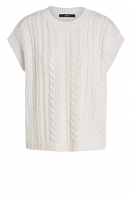 Set |  Knitted sweater Senna | white  | Picture 1
