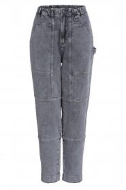 Set |  Boyfriend jeans Lola | grey  | Picture 1