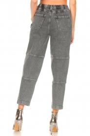 Set |  Boyfriend jeans Lola | grey  | Picture 7