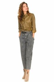 Set |  Boyfriend jeans Lola | grey  | Picture 2