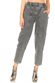 Set |  Boyfriend jeans Lola | grey  | Picture 5