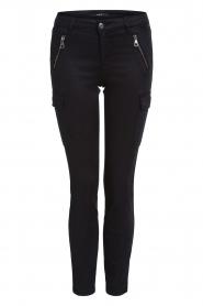 Set |  Cargo pants Flore | black  | Picture 1
