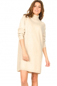 Set |  Sweater dress Maria | natural  | Picture 5
