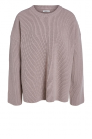 Set |  Knitted sweater Julia | brown  | Picture 1