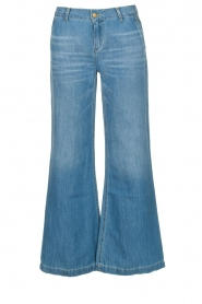Lois Jeans |  Wide leg jeans L32 New Sia | blue  | Picture 1