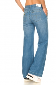 Lois Jeans |  Wide leg jeans L32 New Sia | blue  | Picture 6