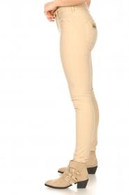 Lois Jeans |  L34 high waist skinny jeans Celia | beige  | Picture 5