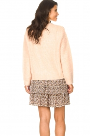 Set |  Knitted sweater Aya | pink  | Picture 6